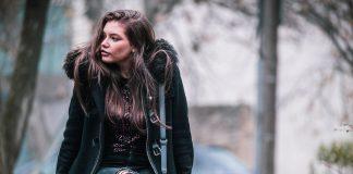 stylizacje z kurtką damską